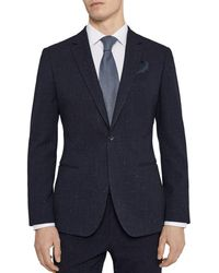 Reiss - Fountain Slim Fit Suit Jacket - Lyst