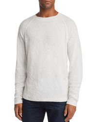 7 For All Mankind - Long-sleeve Double-knit Raglan Tee - Lyst