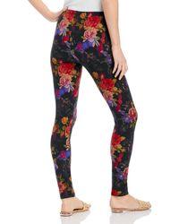 Johnny Was Bossanova Floral Leggings - Multicolour