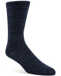 Cole Haan - Heathered Knit Socks - Lyst