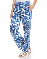 Tommy Bahama - Mosaic Palms Drawstring Pants - Lyst
