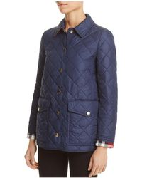 Burberry - Westbridge Quilted Jacket - Lyst