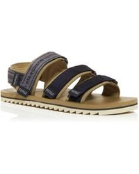 G-Star RAW G - Star Raw Men's Mike Fisherman Slide Sandals - Black