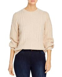 Karl Lagerfeld Textured Knit Sweater - Multicolor