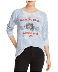 Chaser - Tie-dye Graphic Sweatshirt - Lyst