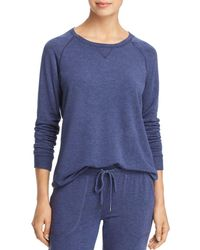 Pj Salvage - Lounge Essential French Terry Lounge Top - Lyst