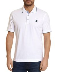 Robert Graham - Pixels Classic Fit Polo Shirt - Lyst