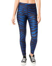 Terez - Show Your Stripes Zebra Print Leggings - Lyst