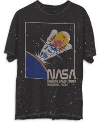 Junk Food Nasa Space Shuttle Tee - Black