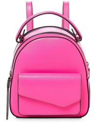 Botkier Cobble Hill Convertible Leather Mini Backpack (56% Off) - Comparable Value $228 - Pink