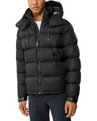 Mackage Jonas Quilted Puffer Jacket - Black