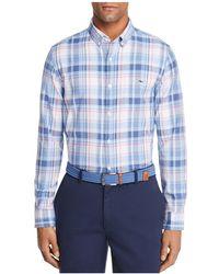 Vineyard Vines - Seven Miles Plaid Classic Fit Sport Shirt - Lyst