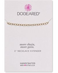 Dogeared | Necklace Extender | Lyst