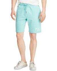 f4bbb1c338 Polo Ralph Lauren Pennant Shorts in Blue for Men - Lyst