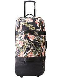 Rip Curl F-light global 100l leila travel bag negro