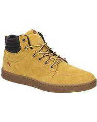 Globe GS Boot Shoes gum - Braun