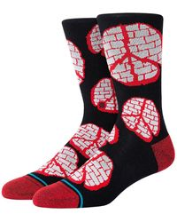 Stance Rocksteady Crew Socks negro