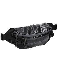 Patagonia Black Hole Hip Bag negro