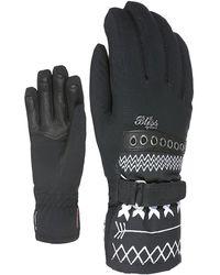 Level Bliss Venus Gloves negro