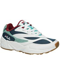 Fila V94M Low Sneakers azul
