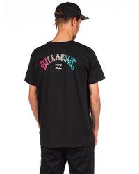 Billabong - Okapi T-Shirt negro - Lyst