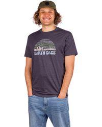 Tentree Earth Daze T-Shirt gris