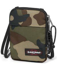 Eastpak Buddy Bag camuflaje - Verde