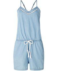 O'neill Sportswear Denim Overall azul