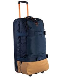 Rip Curl F-light global hyke 100l travel bag azul