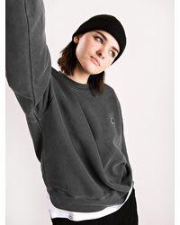 Carhartt WIP Nelson sweater negro