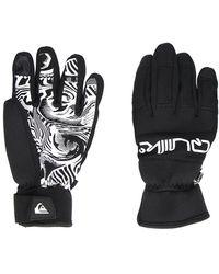 Quiksilver Method gloves negro