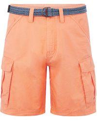 O'neill Sportswear Filbert Cargo Shorts - Orange