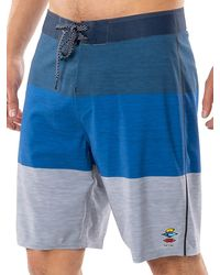 Rip Curl Mirage MF Ult Divisions Boardshorts azul
