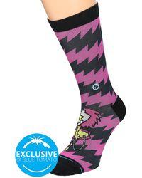 Stance X Thrilla Krew Pray For Surf Socks violeta - Morado