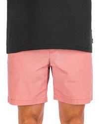 """Quiksilver Taxer 17"""" shorts marrón - Multicolor"""