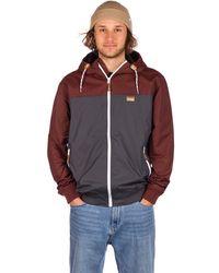 Iriedaily Auf deck jacket marrón - Multicolor