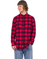 Dravus Willard Shirt rojo