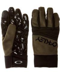 Oakley Factory Park Gloves verde - Multicolor