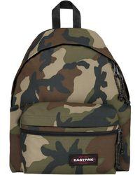 Eastpak Padded Zippl'R Backpack camuflaje - Verde