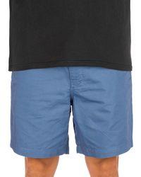 Patagonia - LW All-Wear Hemp Volley Shorts azul - Lyst