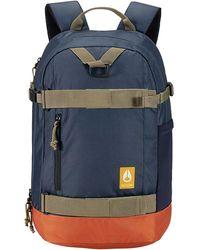 Nixon Gamma Backpack azul