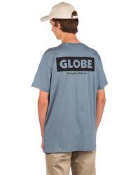 Globe Living Low Velocity T-Shirt - Blau