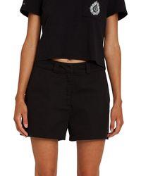 Volcom Whawhat Shorts negro