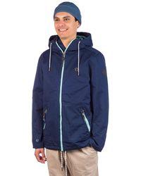 Kazane Falk jacket azul