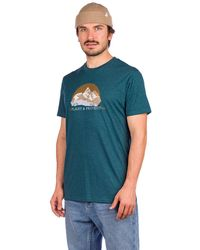 Tentree Plant & Protect Classic T-Shirt azul