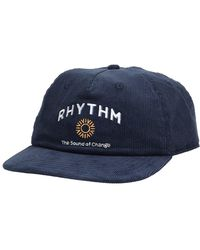 Rhythm Central Cord Cap azul