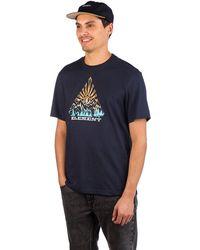 Element Longley T-Shirt azul