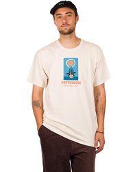 Paterson Garden T-Shirt blanco - Neutro