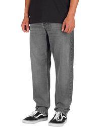Carhartt WIP Newel Jeans gris - Negro