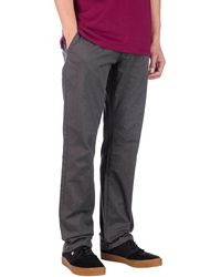 Volcom Frickin Modern Stretch Pants - Grau